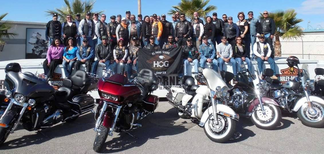 El Paso HOG Group Photo